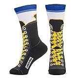 Hockey Skate Youth Woven Mid Calf Socks   Hockey Socks by ChalkTalkSPORTS