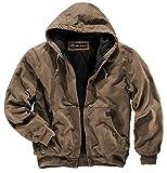 DRI Duck Men's Cheyenne Jacket (Field Khaki, X-Large)