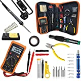 Magneto's Soldering Iron Kit, Updated Soldering Gun Kit Best for Electric, Jewellery