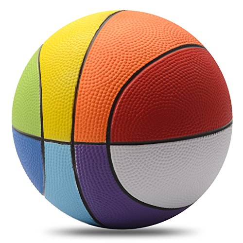 CHASTEP Kinder Soft Training 20cm Softball softbasketball Schaumstoff Basketball für Kinder
