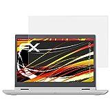 atFolix Schutzfolie kompatibel mit Lenovo ThinkPad Yoga 370 Bildschirmschutzfolie, HD-Entspiegelung FX Folie (2X)