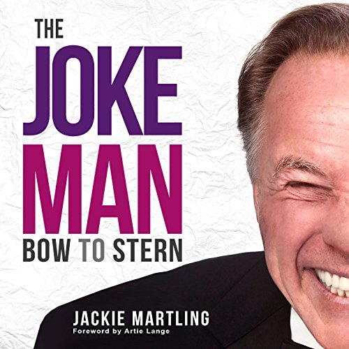 The Joke Man audiobook cover art