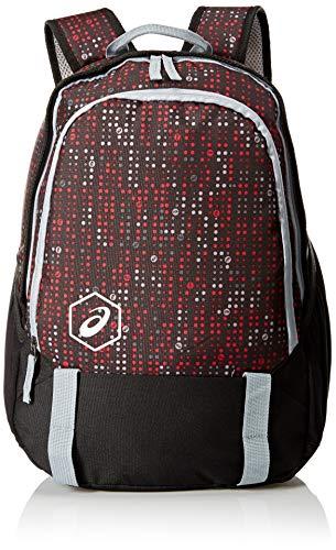 ASICS Unisex Bts Rucksack 36, Unisex-Erwachsene, rot / schwarz, Einheitsgröße