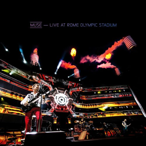 Muse: Live at Rome Olympic Stadium (Blu-ray (Standard Version))