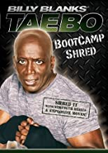 Billy Blanks: Tae Bo Bootcamp Shred by ANCHOR BAY by Darren Capik
