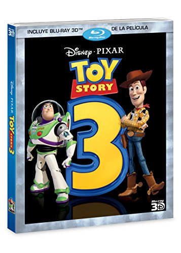 Toy Story 3 3D [Blu-ray]