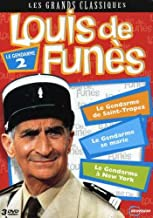 Les Grands Classiques - Louis de Funes: (Le Gendarme de Saint-Tropez / Le Gendarme se marie / Le Gendarme a New York)