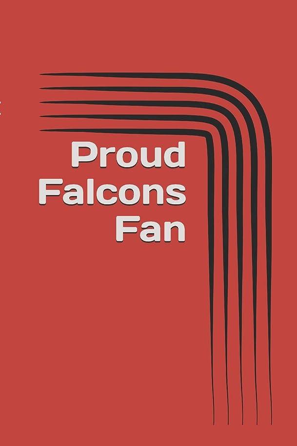 不均一厳蜜Proud Falcons Fan: A sports themed unofficial NFL notebook journal for your everyday needs