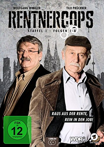 Rentnercops - Staffel 1 (2 DVDs)