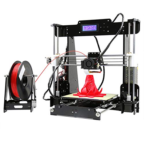 XIONGGG A8 3D-Drucker, LCD-Bildschirm, Selbstmontage-Kit, 220 X 220 X 240 Mm, Geeignet Für Anfänger Und Heimwerker