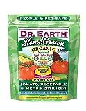 Dr. Earth Home Grown Tomato, Vegetable & Herb Fertilizer, 4lb