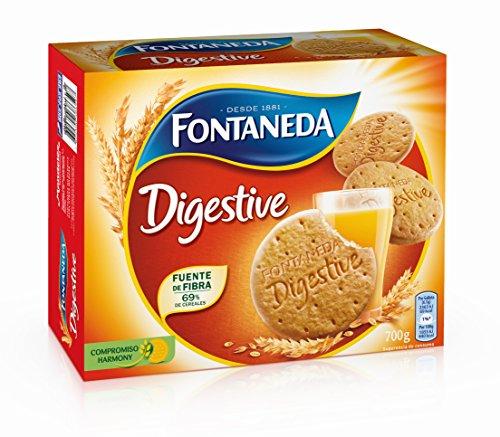 Fontaneda - Digestive - Galleta - [pack de 5]
