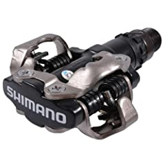 Shimano pedaling dynamics - spd performs whether you're on or off the bike; makes pedaling more efficient with a wide variety of shoe and pedal styles; and the recess cleat makes walking more comfortable Innovative - by eliminating toe-clips and inte...