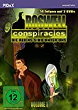 Roswell Conspiracies, Vol. 1 / Die ersten 14 Folgen der spannenden Mystery-Science-Fiction-Serie...