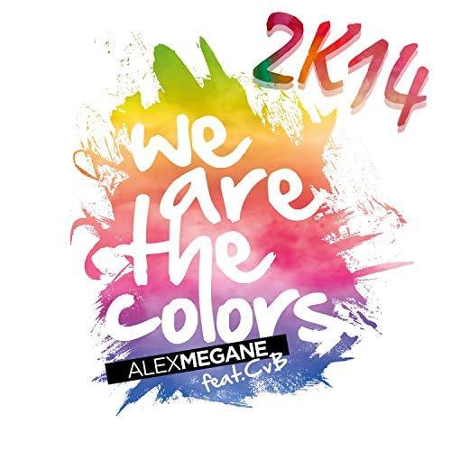 Alex Megane feat. CvB