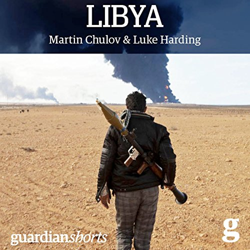 Libya audiobook cover art
