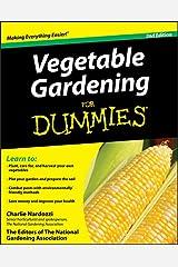 Vegetable Gardening For Dummies Paperback