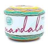 Lion Brand Yarn Lion Brand Mandala Yarn Fabric, 1 Pack, Pixie