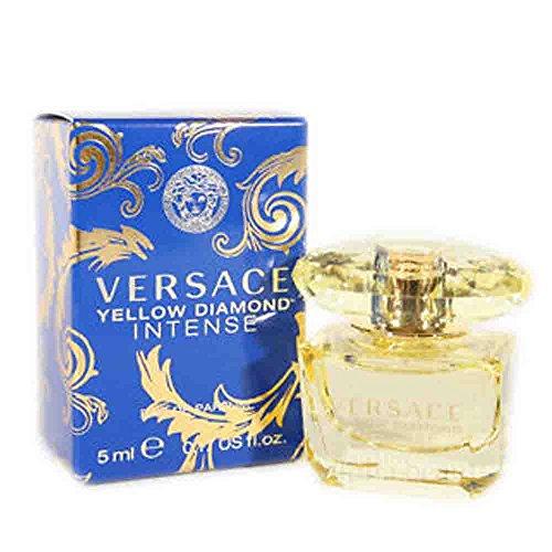 Versace Yellow Diamond Intense by Mini Edp .17 oz/5 ML (Women)