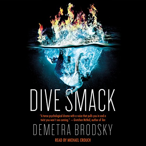 Dive Smack audiobook cover art