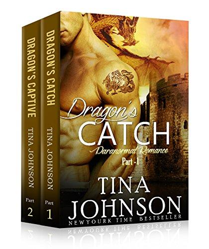 Paranormal erotica series: paranormal ménage, dragon's  catch  Box set, Dragon shifter book, alpha male romance sexy steamy (English Edition)
