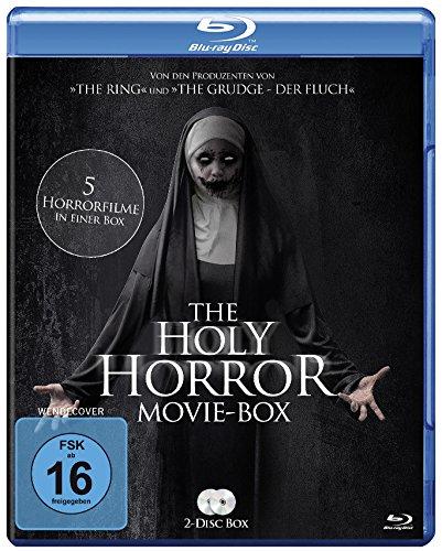 Holy Horror Movie Box/ Blu-Ray