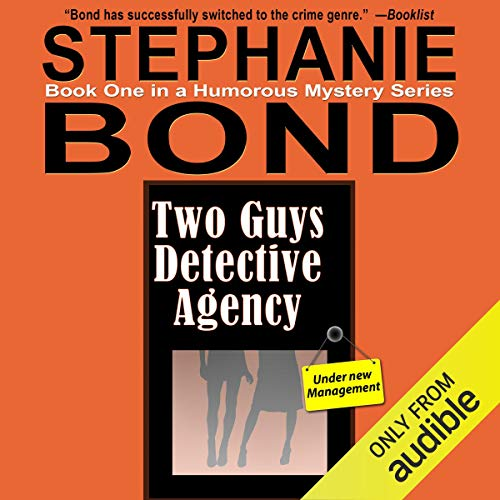 Two Guys Detective Agency  By  cover art