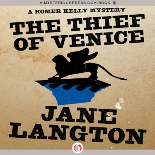 The Thief of Venice cover art