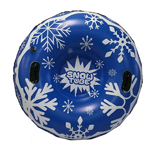 lulongyansf Aufblasbare Schnee Tubes Schlitten Schnee Spielzeug Heavy Duty Hoch Tolerant Für Wintersport Für Kinder Erwachsene Handy-Angebote