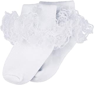 Best ivory christening socks Reviews