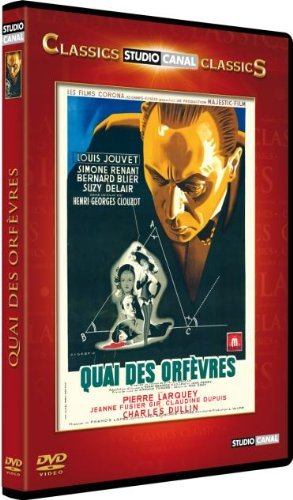 Quai des Orfèvres by Louis Jouvet