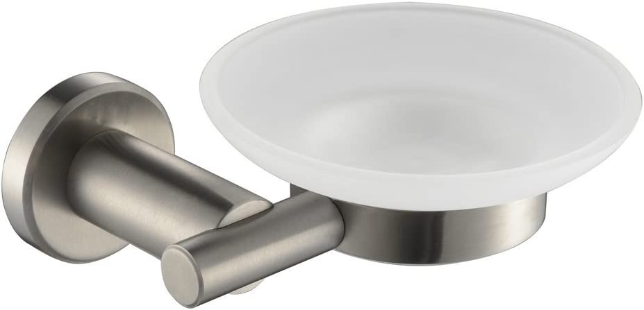Konhard 34DY04 Wall Manufacturer regenerated product Mount Soap Holder Max 60% OFF Dish