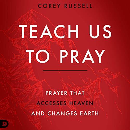 Teach Us to Pray cover art