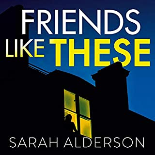 Friends Like These audiobook cover art