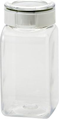 タケヤ化学工業 保存容器 フレッシュロック 角型 500ml 日本製 湿気を防ぐ ワンタッチ開閉 軽くて丈夫