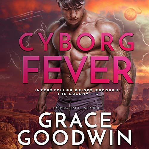 Page de couverture de Cyborg Fever