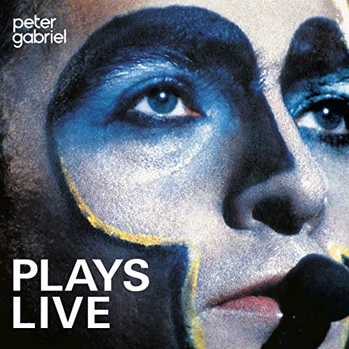 Plays Live / Peter Gabriel