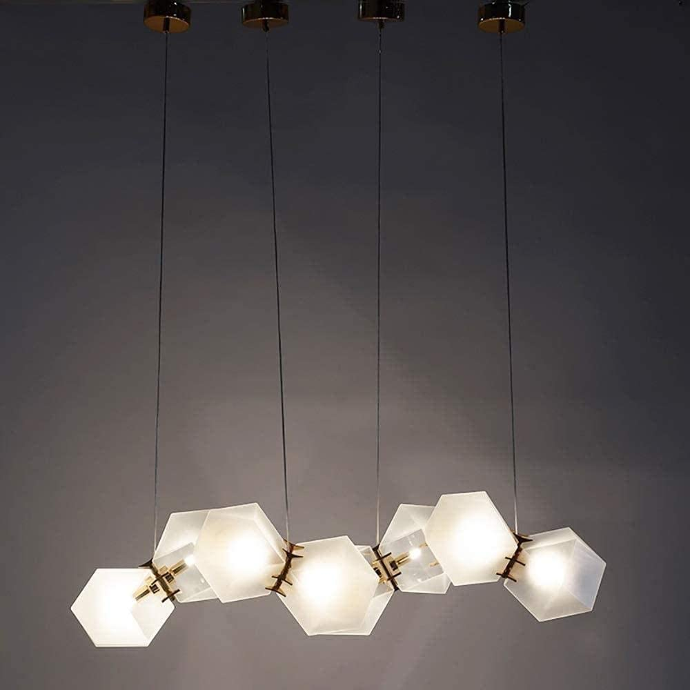 Recommendation LYNLYN Durable Superlatite Hanging Lamp Creative Perso Chandelier Restaurant