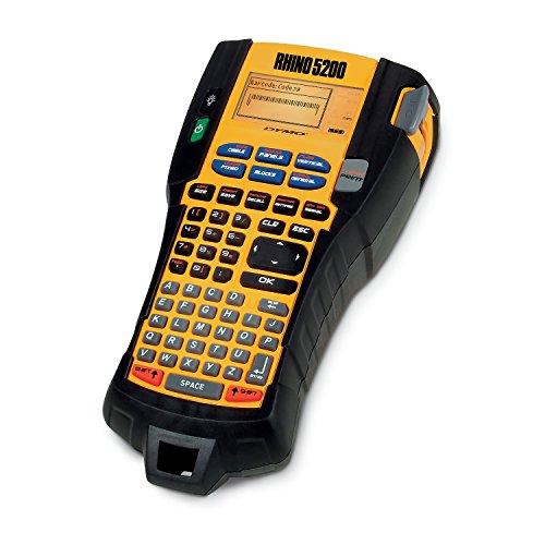 Dymo Rhino 5200 Étiqueteuse Électronique Portable - Kit avec malette de transport (Version IT/ES)