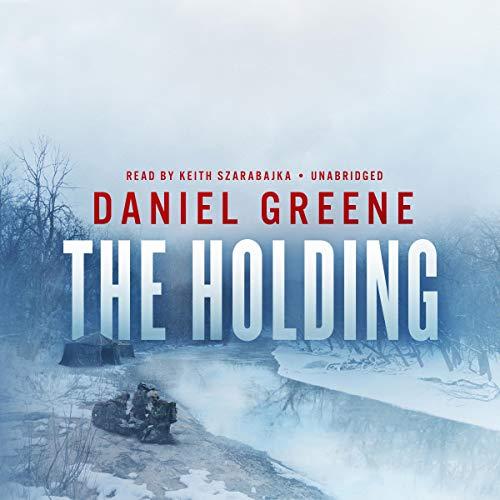 Page de couverture de The Holding