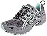 ASICS Women's Gel-Venture 5 Trail Running Shoe, Frost Gray/Silver/Soothing Sea, 9 M US