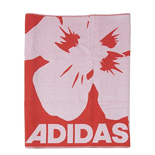 adidas Erwachsene Handtuch Beach Towel LL Strandhandtuch, Shored/White, One Size