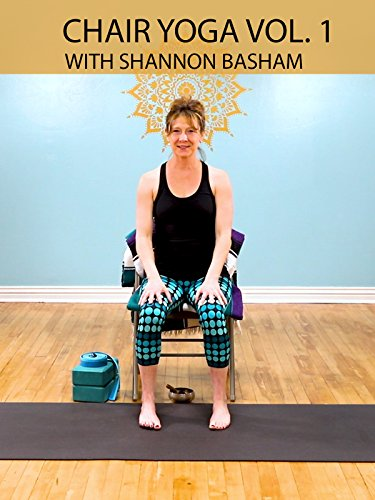 Chair Yoga Vol. 1 with Shannon Basham