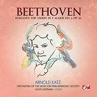 Romance for Violin in F Major 2