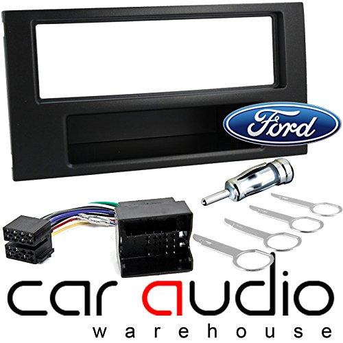 Ford C-MAX, Connect, Fiesta, Focus, Fusion, Transit Panel de Radio para Radio de coche para Radio de coche para montaje de bacas cableado