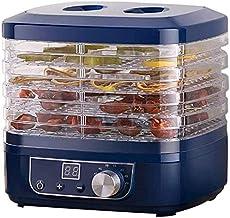 Déshydrateur Sèche-aliments Déshydrateur pour aliments séchés avec minuterie et contrôle de la température (95F-158F) et p...