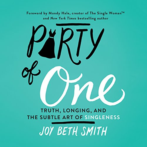 Party of One audiobook cover art