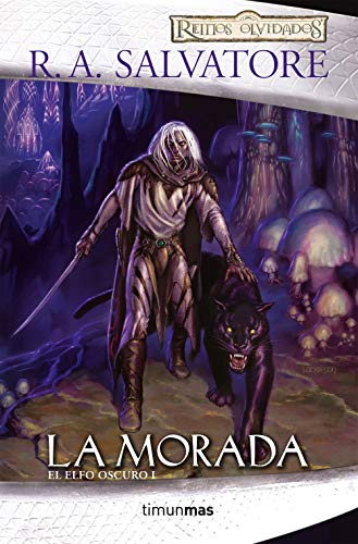 Elfo Oscuro nº 01/03 La morada: El Elfo oscuro I (D&D Reinos Olvidados)