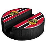 Sher-Wood Chicago Blackhawks NHL Puck Media Device Holder -
