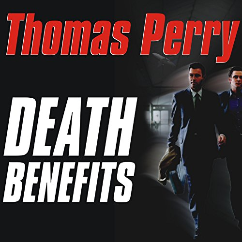 Death Benefits audiobook cover art